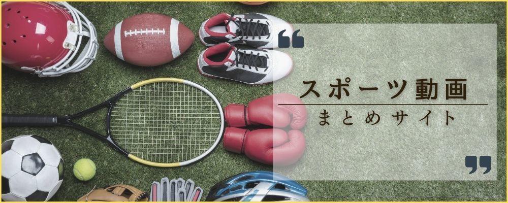 スポーツ動画まとめサイト